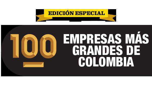 Listado de las 100 empresas m s grandes de colombia 2017 for Empresas de jardineria bogota