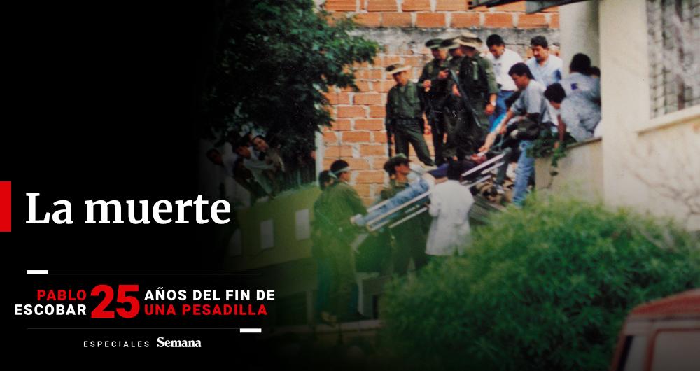 Detalles de la muerte de Pablo Escobar el 2 de diciembre